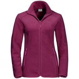 Jack Wolfskin Womens MoonShine Altis Fleece Amethyst