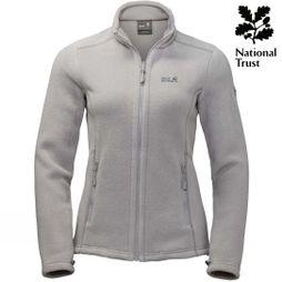 Jack Wolfskin Womens Gibside Fleece Alloy
