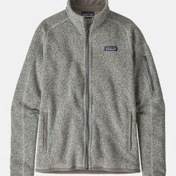 Patagonia Women's Better Sweater Jacket Birch White