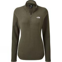 Womens Cornice II 1/4 Zip Fleece