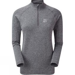 Sprayway Womens 1/4 Zip Fleece Chrome