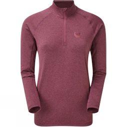 Sprayway Womens 1/4 Zip Fleece Violet Quartz