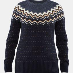 Womens Övik Knit Sweater