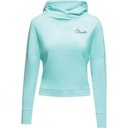 Dare 2 b Womens Placid Crop Hood Aruba Blue Marl