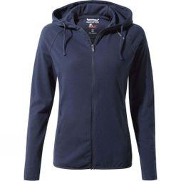 Craghoppers Womens NosiLife Sydney Top Blue Navy