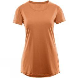Haglofs Womens Ridge Hike T-Shirt Peach