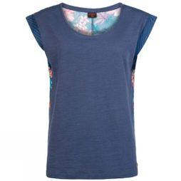 Protest Women's Radical T-Shirt Deep Kobalt