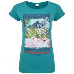 Protest Women's Liv T-Shirt Soft Teal
