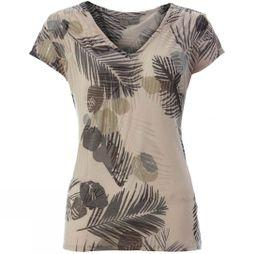 Royal Robbins Women's Featherweight Tee Shell Print