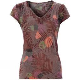 Royal Robbins Women's Featherweight Tee Rose Dust Print