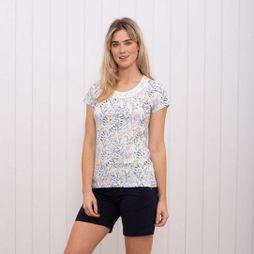 Brakeburn Ladies Yarn Dyed L//S T-shirt NEW!