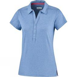 Columbia Women's Shadow Time Polo Medieval