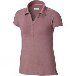 Columbia Women's Shadow Time Polo Antique Mauve
