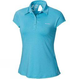 Columbia Womens Peak to Point Polo Atoll