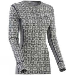 Kari Traa Womens Rose Long Sleeve Dove