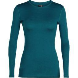 Womens 200 Oasis Long Sleeve Crew Top