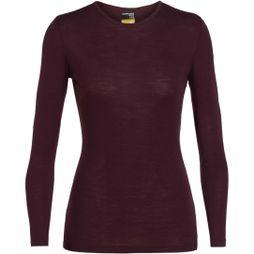 Womens Everyday Long Sleeve Crewe Top