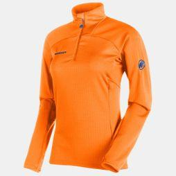 Mammut Womens Moench Advanced Fleece Sunrise