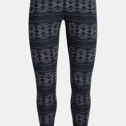 Icebreaker Women's 250 Vertex Leggings Crystalline Midnight Navy
