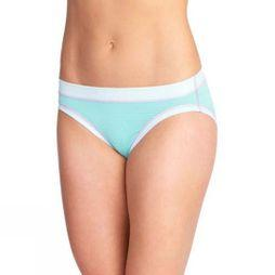 ExOfficio Womens Give-N-Go Sport Mesh Hi Cut Briefs Isla