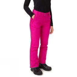 Columbia Womens On The Slope II Pant Fuchsia Pink