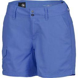 Columbia Womens Silver Ridge Shorts Bluebell