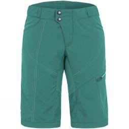 Vaude Womens Tamaro Shorts Nickel Green