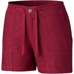 Columbia Womens Summer Time Short Wine Berry