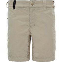The North Face Womens Tanken Short Dune Beige