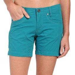 Kuhl Womens Splash 5.5 Shorts Teal