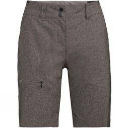 Vaude Women's Skomer Shorts II Coconut