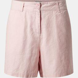 Craghoppers Womens Rosa Short Seashell Pink Railroad