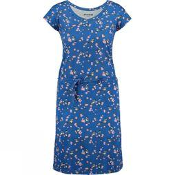 Ayacucho Womens Malibu Dress Cherry Blossom/Victoria Blue