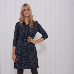 Womens Ditsy Print Dress