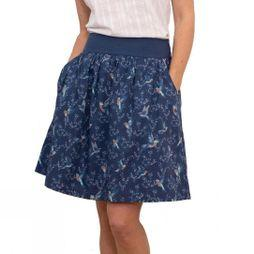 Brakeburn Women's Hummingbird Skirt Blue