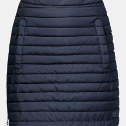Jack Wolfskin Womens Iceguard Skirt Midnight Blue