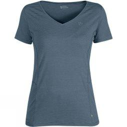 Fjallraven Womens Abisko Cool T-Shirt Dusk