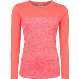 Womens Voyager Tech Tee Long Sleeve Crew