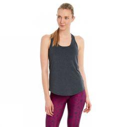 Lole Womens Fancy Tank Black Heather