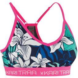 Kari Traa Women's Var Sports Bra Royal