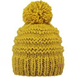 Barts Womens Jasmin Beanie Yellow