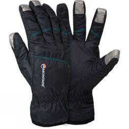 Montane Womens Prism Glove Black/Siberian Green
