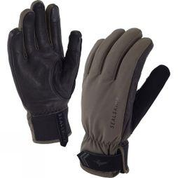 SealSkinz Womens All Season Glove DK Olive/Black