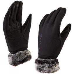 Womens Stretch Fleece Nano Lux Glove