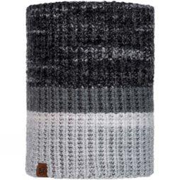 Buff Women's Alina Knitted Neckwarmer Grey