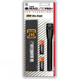 Maglite Mini Maglite Pro+ LED 2-Cell AA Torch Black