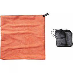 Craghoppers Microfibre Travel Towel Extra Large Orange