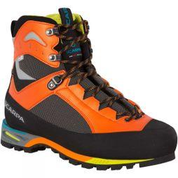 Scarpa Mens Charmoz Boot Shark/Orange