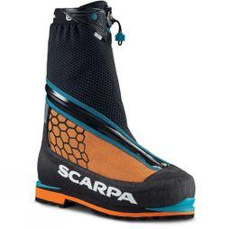 Scarpa Mens Phantom 6000 Boot Black/Orange