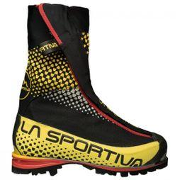 La Sportiva Mens G5 Mountain Boot Black/Yellow